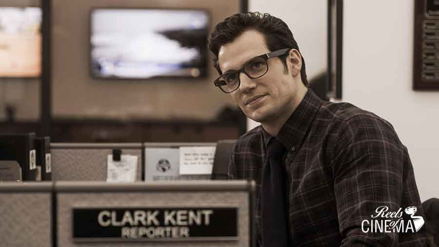 Henry Cavill en Batman v Superman: El amanecer de la justicia