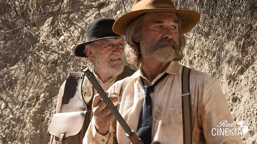 Richard Jenkins y Kurt Russell