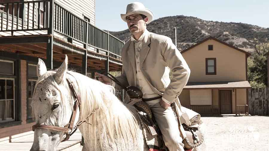 Matthew Fox en Bone Tomahawk