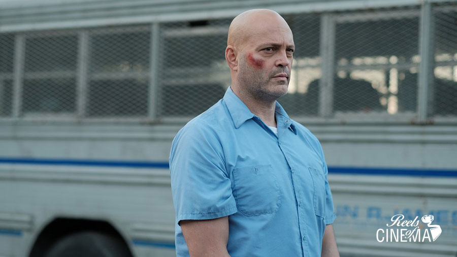 Vince Vaughn en Brawl on Cell Block 99