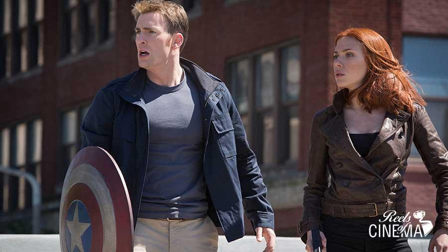 Fotograma de Capitán América: El soldado de invierno