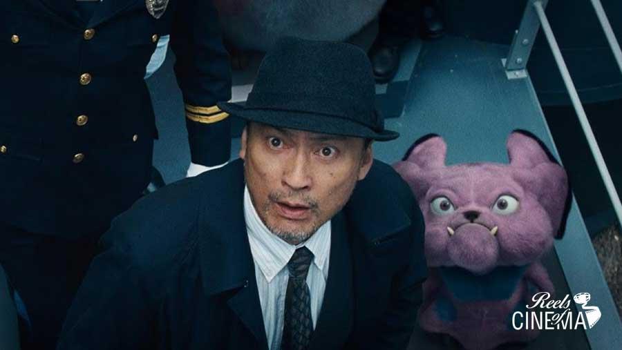 Ken Watanabe en Detective Pikachu