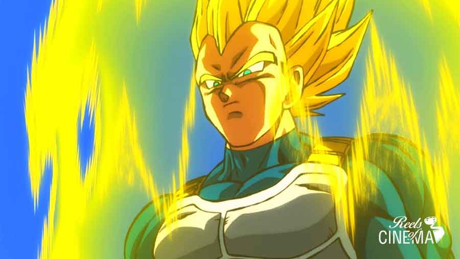 Vegeta en Dragon Ball Super: Broly