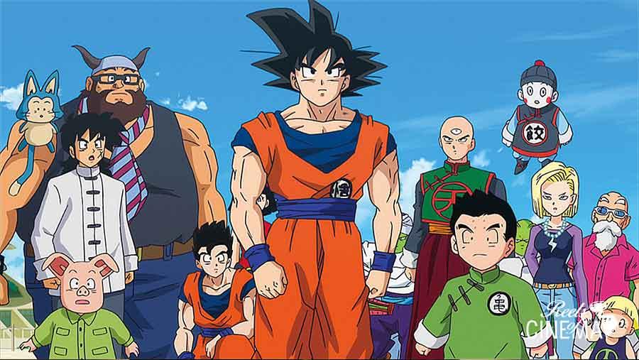 Imagen de Dragon Ball Z: La batalla de los dioses