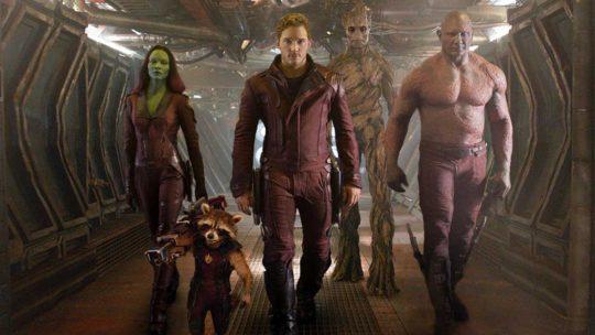 Guardianes de la galaxia imagen destacada