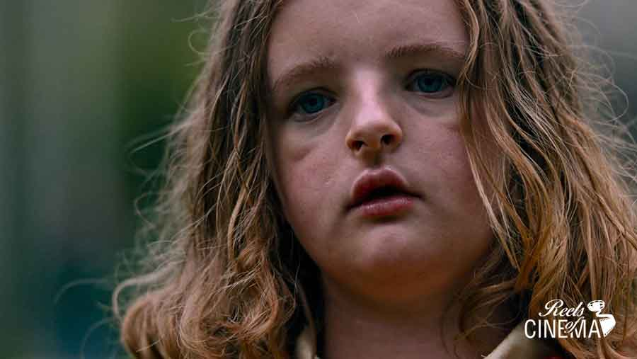 Milly Shapiro en Hereditary