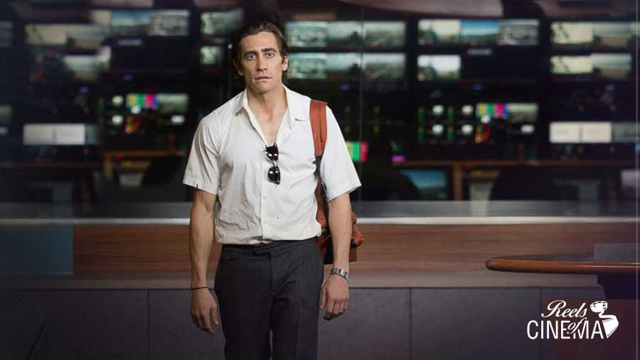 Jake Gyllenhaal en Nightcrawler