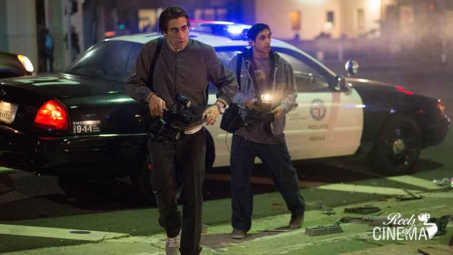 Gyllenhaal y Riz Ahmed