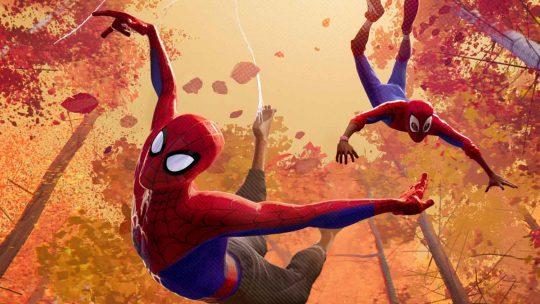 Spiderman: Un nuevo universo imagen destacada