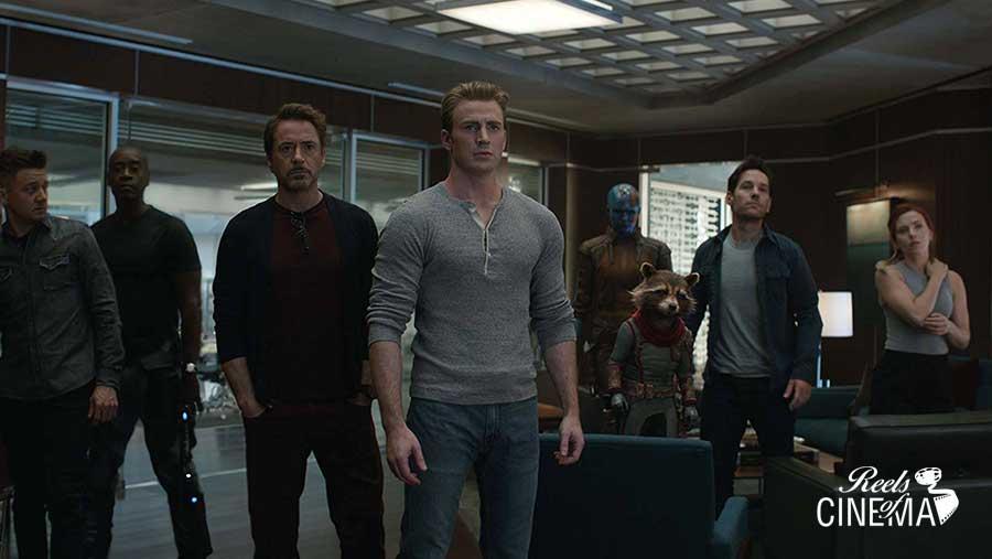 Los Vengadores (des)unidos