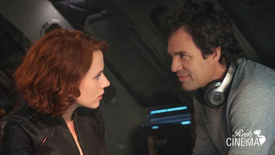 Natasha y Bruce