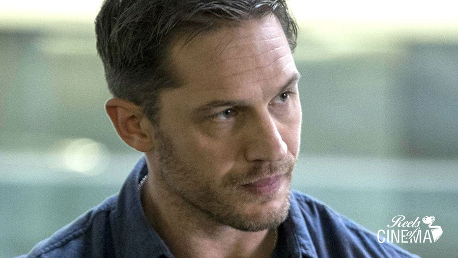 Tom Hardy es Eddie Brock