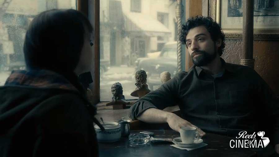 Oscar Isaac es Llewyn Davis