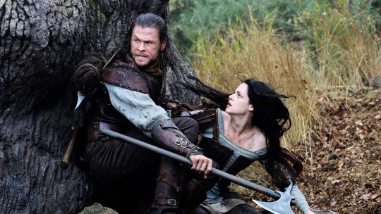 Blancanieves y la leyenda del cazador imagen destacada