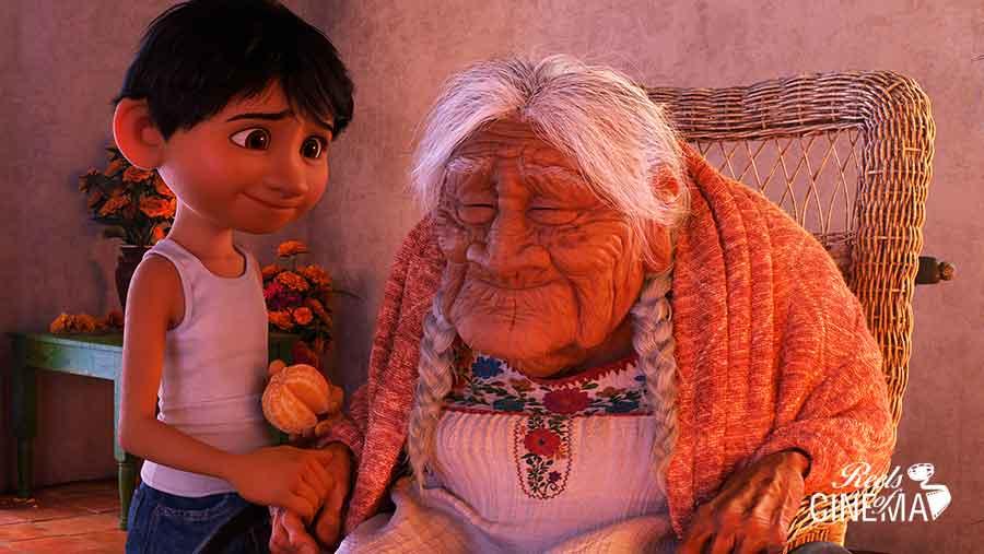 Coco y Mamá Coco