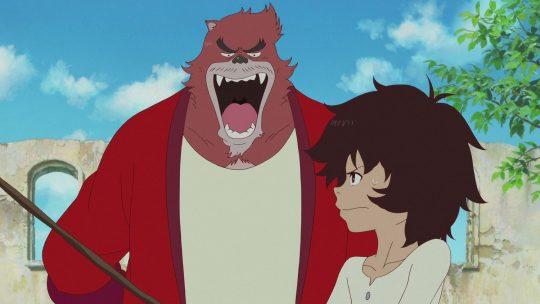 El niño y la bestia imagen destacada