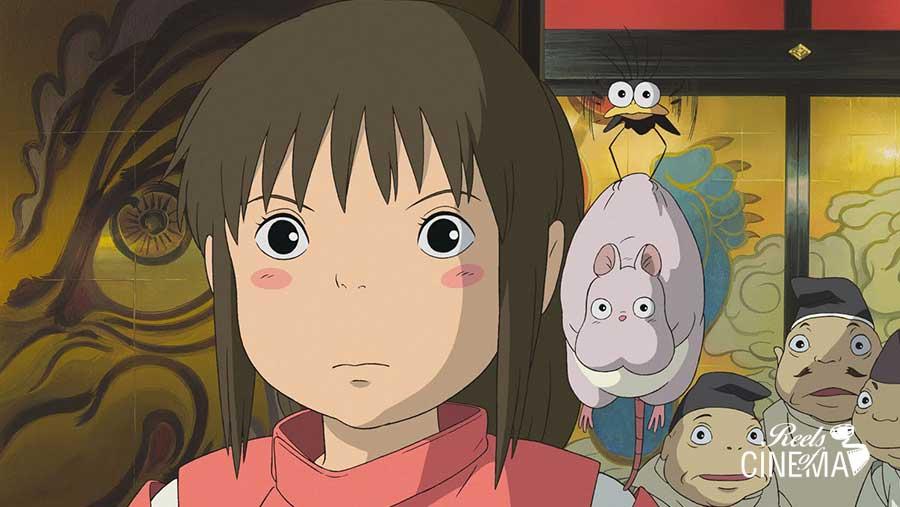 Imagen de El viaje de Chihiro