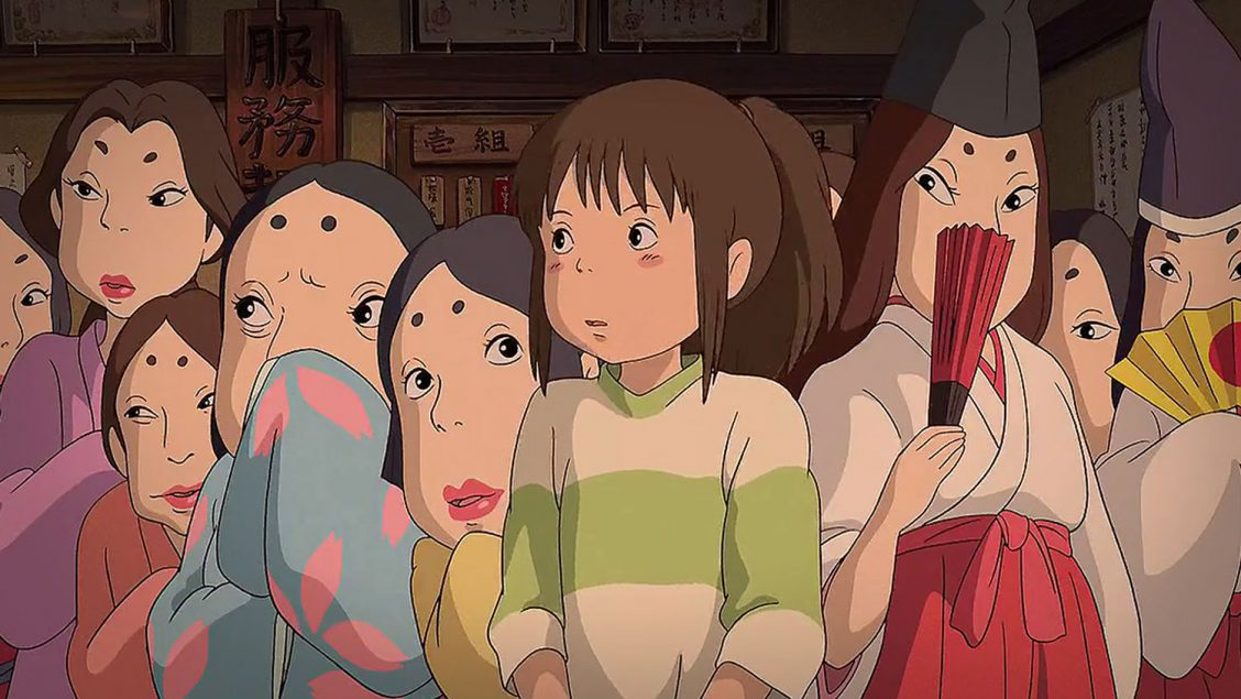 El viaje de Chihiro imagen destacada