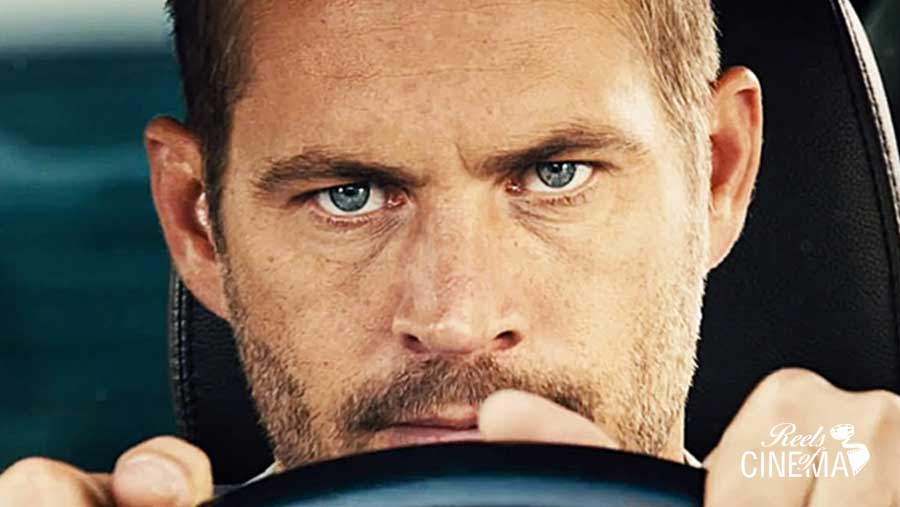 Paul Walker en Fast and Furious 7