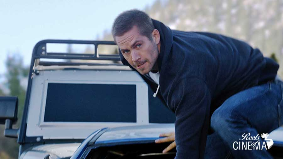 Paul Walker es Brian O'Conner