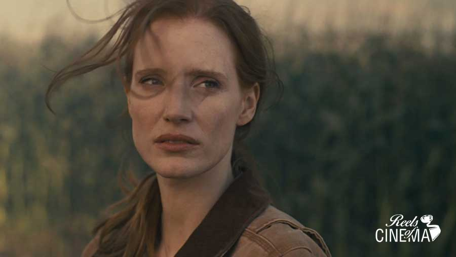 Jessica Chastain en Interstellar