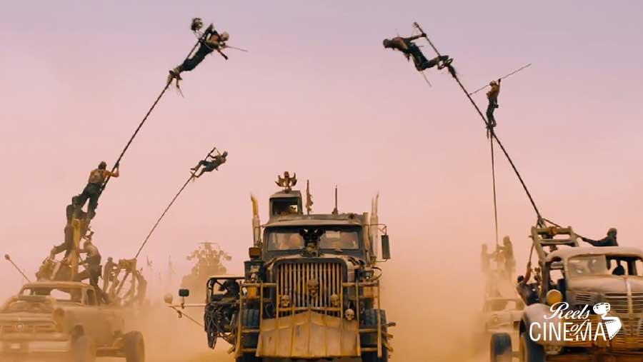 Crítica de Mad Max: Furia en la carretera, de George Miller