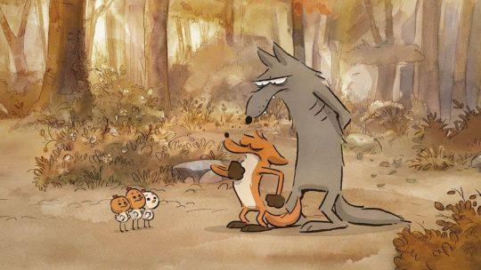 El malvado zorro feroz imagen destacada