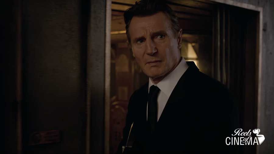 Liam Neeson en Men in Black: International