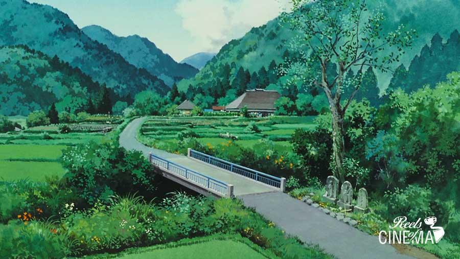 Recuerdos del ayer, de Isao Takahata