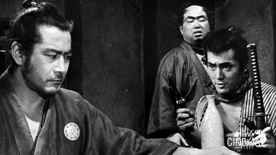 Sanjuro y Unosuke