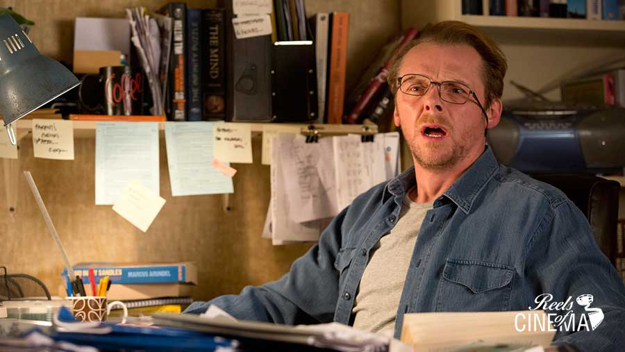 Simon Pegg en Absolutamente todo