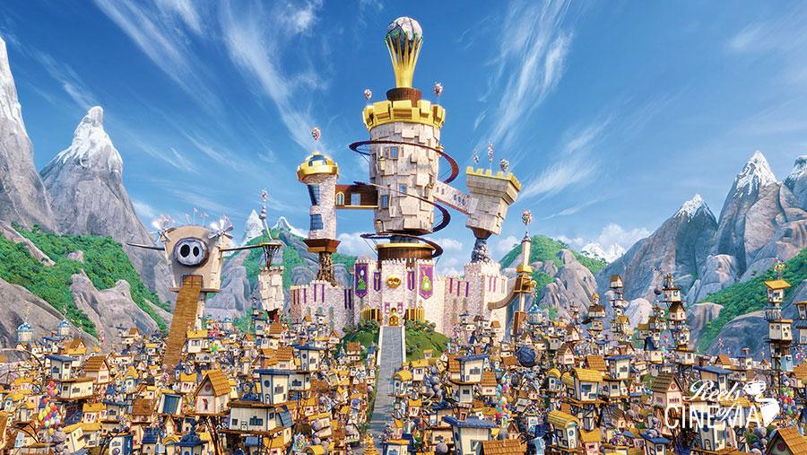 Imagen de Angry Birds: La Película