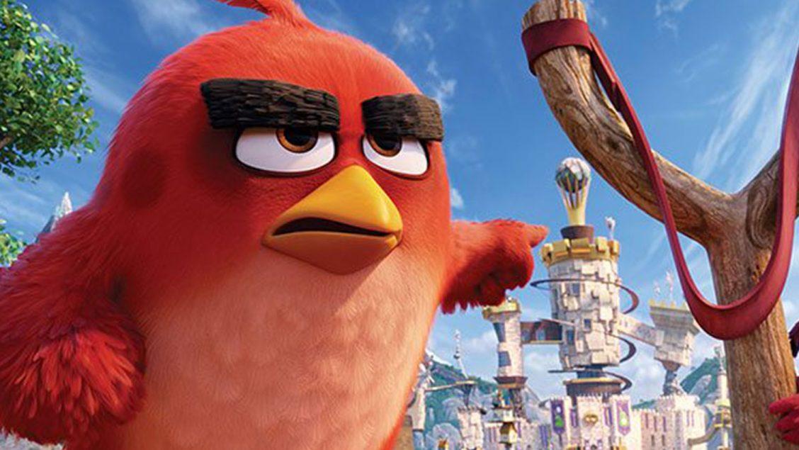 Angry Birds: La Película imagen destacada