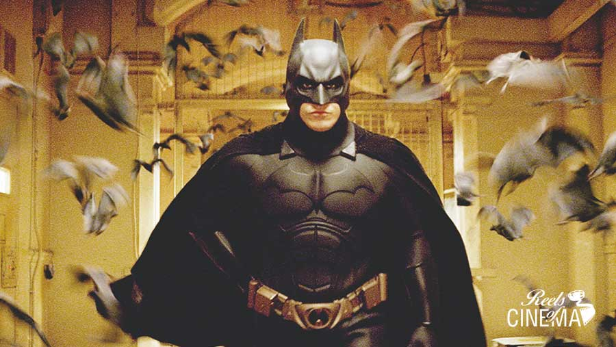 Batman Begins, de Christopher Nolan