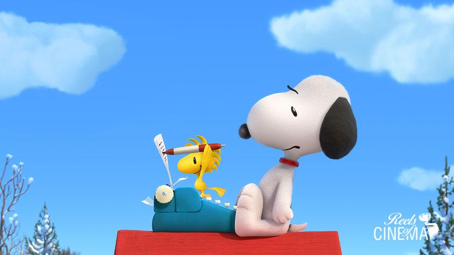 Imagen de Carlitos y Snoopy: La película de Peanuts