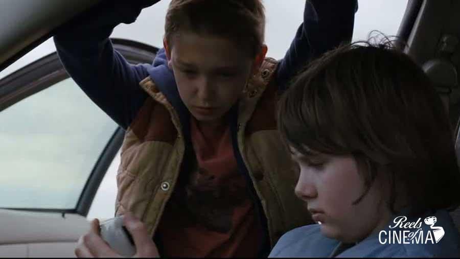 Travis y Harrison