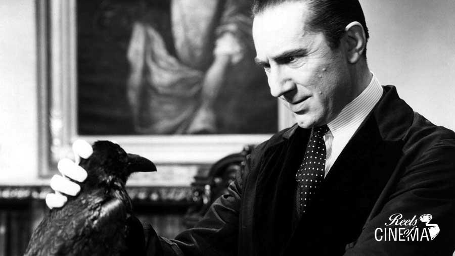 Bela Lugosi en El cuervo