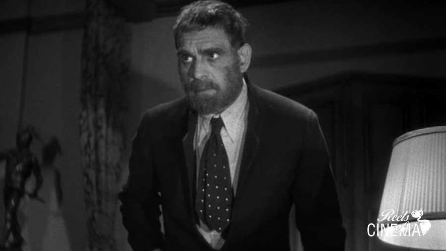 Boris Karloff en El cuervo