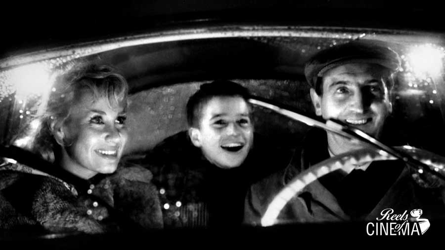 Los 400 golpes, de François Truffaut
