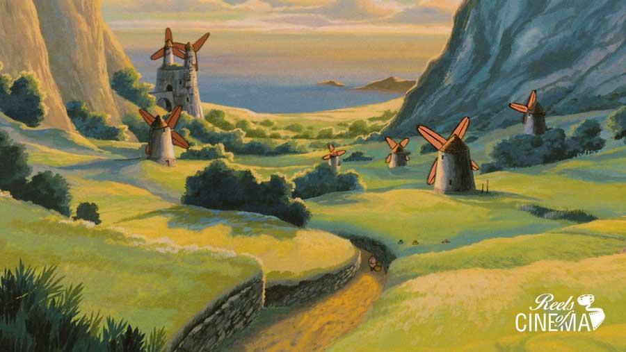 El Valle del Viento