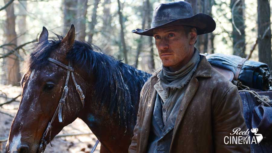 Michael Fassbender en Slow West