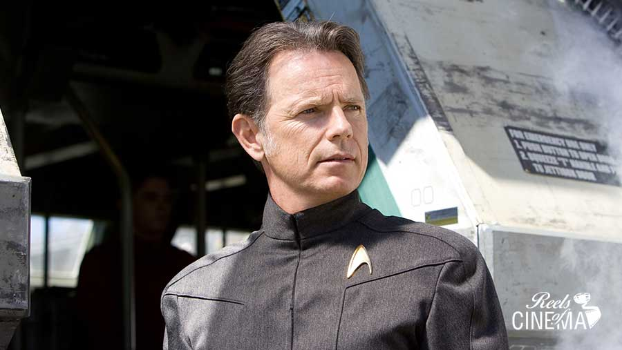 Bruce Greenwood en Star Trek