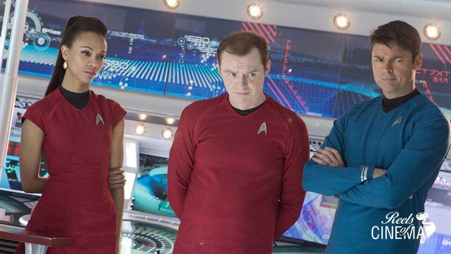 Star Trek: En la oscuridad, de J.J. Abrams