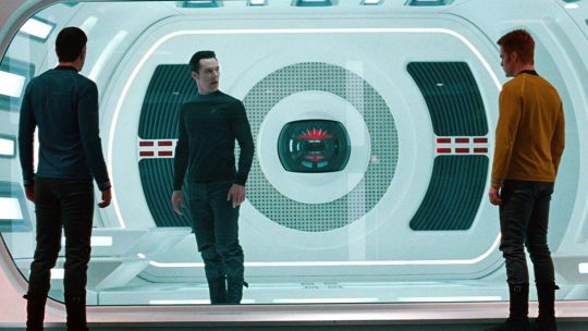 Star Trek: En la oscuridad imagen destacada