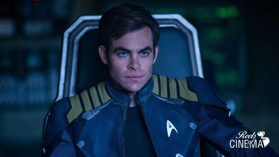 Chris Pine en Star Trek: Más allá