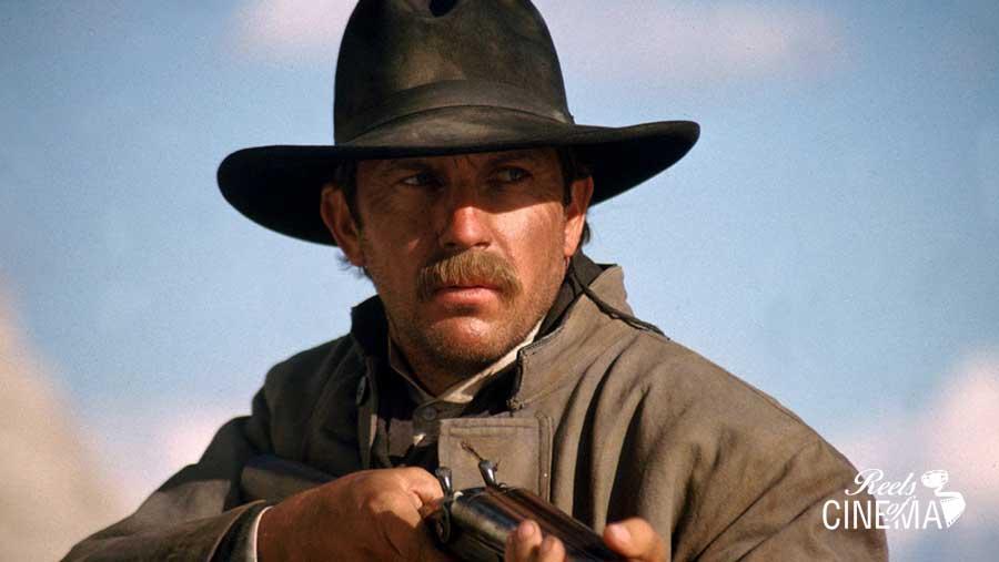 Kevin Costner en Wyatt Earp