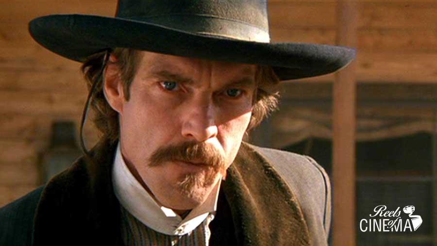 Dennis Quaid en Wyatt Earp