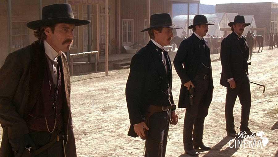 Wyatt Earp, de Lawrence Kasdan