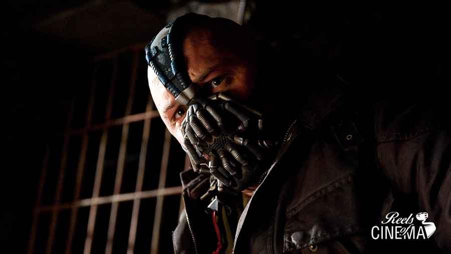 Tom Hardy es Bane