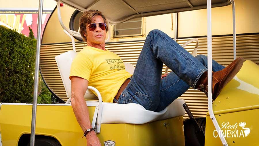 Brad Pitt es Cliff Booth
